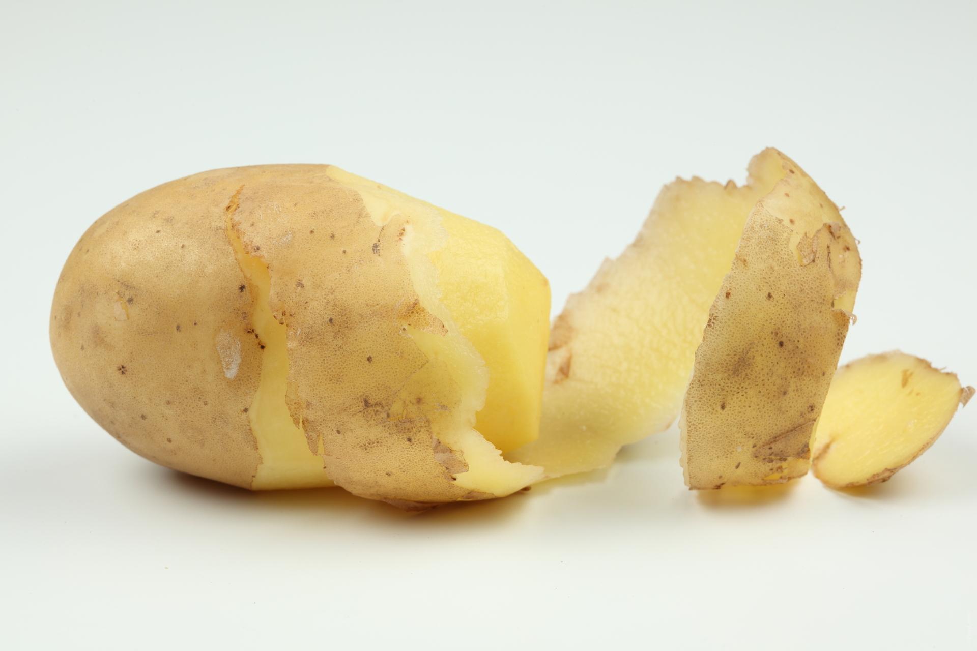 картофельный сок от дерматита