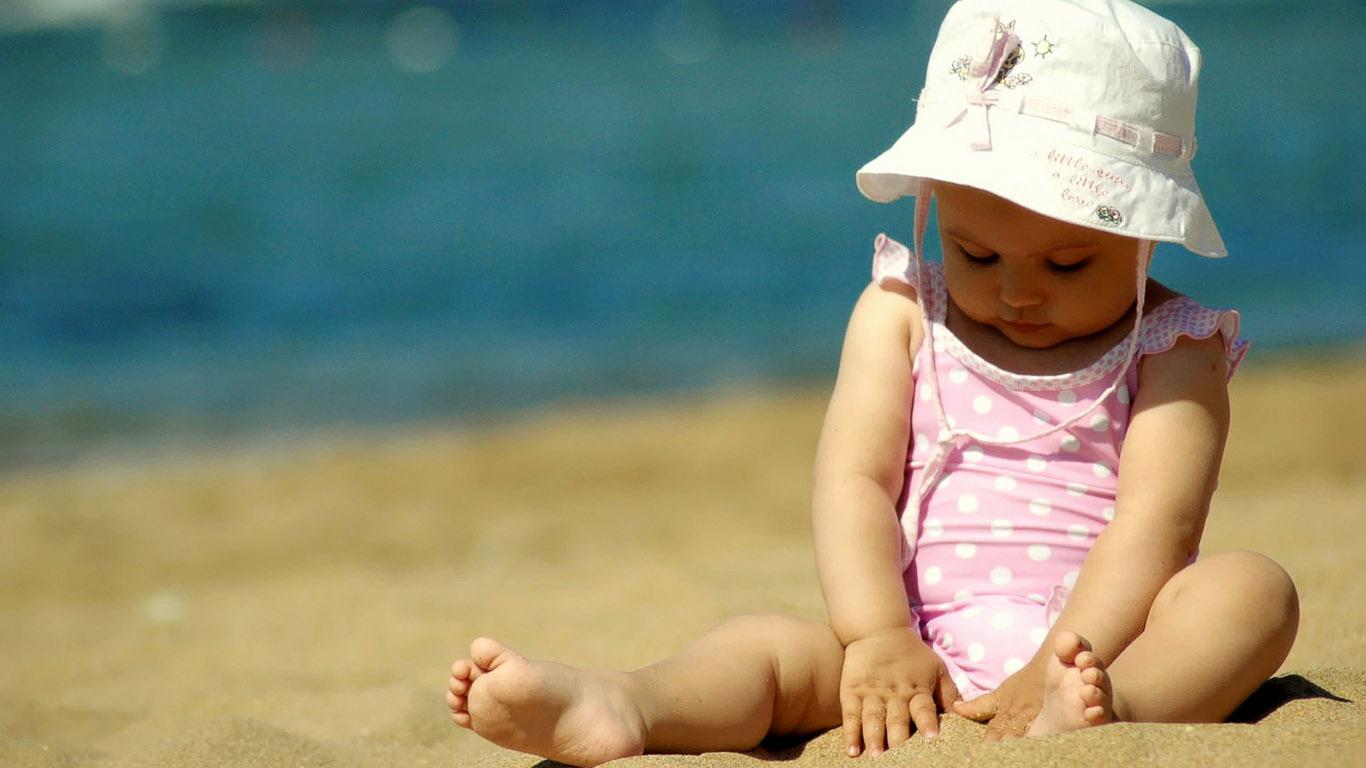 Польза морского климата для детей
